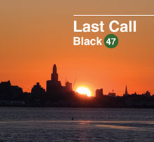 Black 47 Last Call CD cover